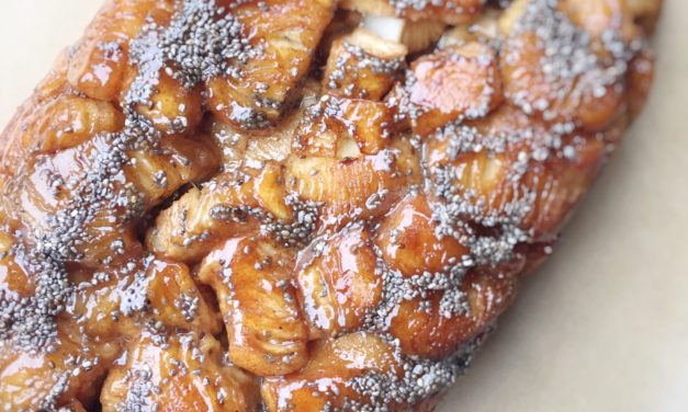 30 Minute Loaf Pan Monkey Bread