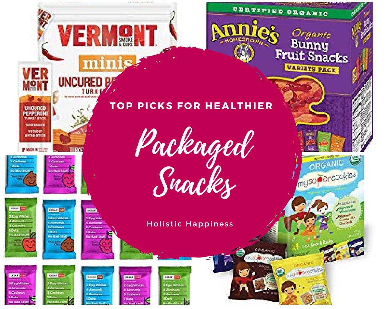 Healthier Packaged Snack Alternatives (Follow-up Post For Game Day Snacks!)