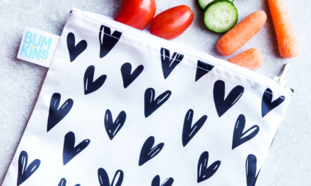 Our Favorite Reusable Snack Bags + Silicone Grip Dishes(Featuring Bumkins)