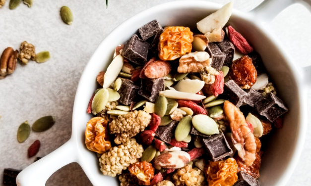 Simple Superfood Trailmix