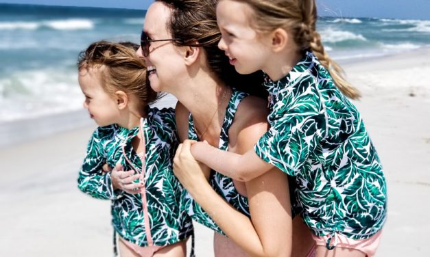 Our Favorite Sun Protective Swimwear Featuring SwimZip®!