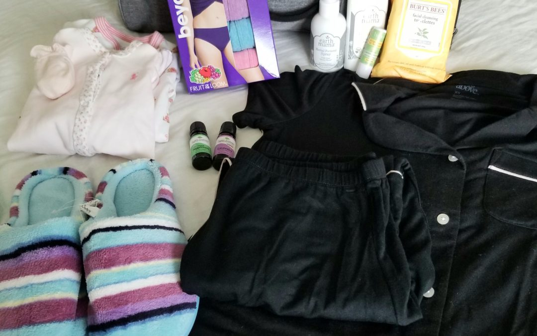 What's In My Hospital Bag, From A Seasoned Mom!