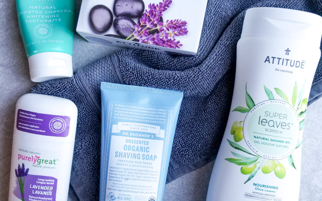 How To Incorporate Natural Products Into Your Everyday Routine
