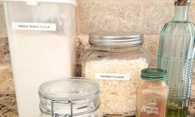 Real Food Basic Pantry Staples